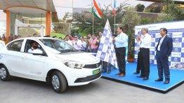 Tata Tigor EVs supplied to Capgemini India