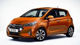Euro-spec next-gen 2020 Hyundai i10 rendered