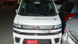 Maruti WagonR EV to support DC charging - Report