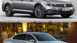 2019 VW Passat vs. 2014 VW Passat - Old vs. New
