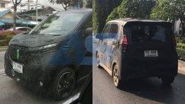 Next-gen Nissan Dayz spied testing in Thailand