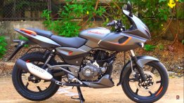 Bajaj Pulsar 180F Neon Orange detailed [Video]