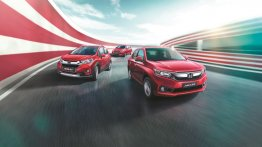 Exclusive Editions of Honda Jazz, Amaze & WR-V Launched