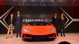 Lamborghini Huracan Evo launched in India, Priced at INR 3.73 crore