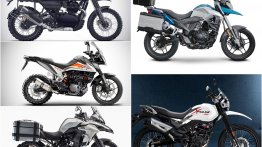 Upcoming adventure tourer motorcycles India - KTM 390 Adventure, Hero XPulse 200...