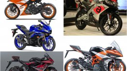 Upcoming faired bikes under 500cc in India by 2020 - Yamaha R3, KTM RC 390...