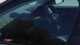 Jeep Compass Trailhawk spied yet again, interior revealed