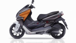 TVS NTorq 150 maxi-scooter - Render, Features & Specs expectation
