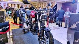 Honda CB300R Accessorised version showcased at the launch