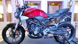 400 Honda CB300R units booked in India
