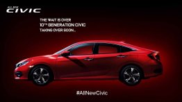 2019 Honda Civic officially revealed in India, listed online