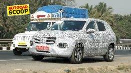Baojun 510 (Hyundai Creta rival) spotted on test in India