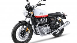 Royal Enfield 650 Twins to get LED fog lamps and alloy wheels soon – Report