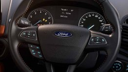 Ford EcoSport's Titanium & Titanium+ grades gain bigger MID