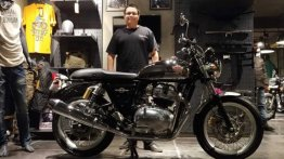 Royal Enfield Interceptor 650 Chrome deliveries commence in India
