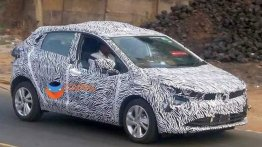 Near-production Tata 45X spied ahead of its Swiss world debut next month
