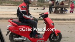 Twenty-Two Motors Flow spied testing in India for the first time