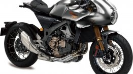 Honda CB4 Interceptor concept based GB1000 cafe-racer looks promising