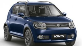 Safer 2019 Maruti Ignis launched, priced from INR 4.79 lakh