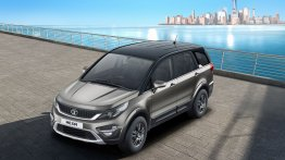 2019 Tata Hexa with 2-tone exterior & new infotainment system launched