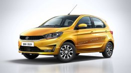 New Tata Tiago (facelift) - IAB Rendering