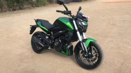 2019 Bajaj Dominar 400 fully revealed; to be available in green colour option