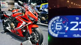 Watch the India-bound 2019 Honda CBR650R hit its top speed [VIDEO]
