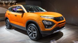 Tata Buzzard Sport (Tata Harrier) at 2019 Geneva Motor Show - In 5 Live Images