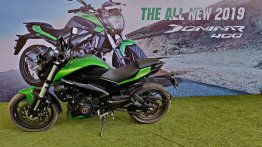 2019 Bajaj Dominar 400 launched in India, priced at INR 1.74 lakh