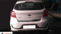 Unannounced Ford Figo 'Blu' starts reaching dealerships