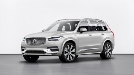 New Volvo XC90 (facelift) confirmed to be launched in India this year