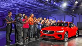 All-new Volvo S60 to be launched in India in 2020