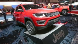 New Jeep Compass (facelift) with 1.3L FireFly Turbo engine coming in 2020 - Report