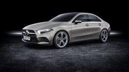 Mercedes A-Class Sedan to be launched in India by 2021 - Report