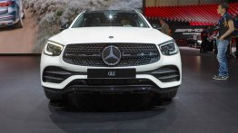 2020 Mercedes GLC (facelift) to launch in India on 3 December 2019