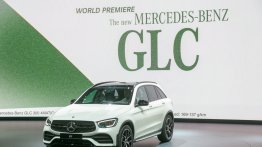 2019 Mercedes GLC vs. 2015 Mercedes GLC - Old vs. New [Update]