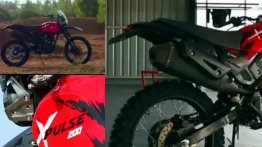 Off-road spec Hero XPulse 200 spotted in two variants