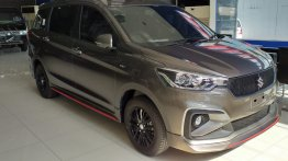 Suzuki Ertiga GT for Indonesia shown in walkaround video [Update]