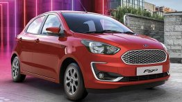 2019 Ford Figo (facelift) revealed, Launch on March 15