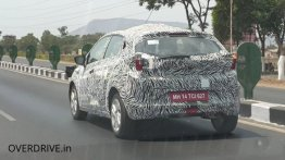 Tata Altroz diesel variant spied on test