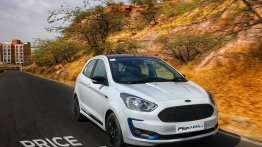 2019 Ford Figo (facelift) launched, priced from INR 5.15 lakh
