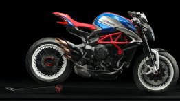 Limited edition MV Agusta Brutale 800 RR America launched in India at INR 18.73 lakh