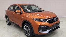 2019 Honda XR-V (facelift) leaked