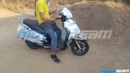 Honda Activa 6G spied for the first time; gets telescopic suspension