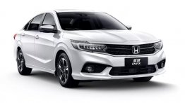 Honda Crider gets a twin model in China - the Honda Envix