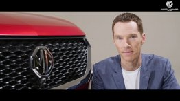 MG India signs Benedict Cumberbatch as its brand ambassador