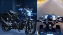 Yamaha MT-15 starts arriving at dealerships; onboard footage captures top speed