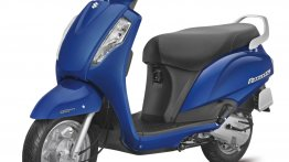 Suzuki Access 125 Drum Brake CBS launched at INR 56,667
