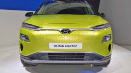 India-bound Hyundai Kona Electric - BIMS 2019 Live