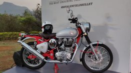 Royal Enfield Bullet Trials 350 discontinued in India
